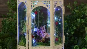 create a magic lantern fairy garden with a c moore youtube