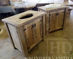Reclaimed Wood Vanity Table Bathroom Great 25 Best Reclaimed Wood Vanity Ideas On Pinterest