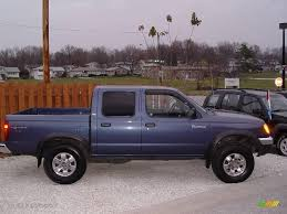 nissan frontier king cab for sale 2000 denim blue nissan frontier xe crew cab 4x4 22148133