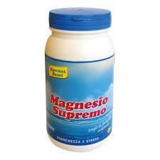 le proprietã magnesio supremo magnesio supremo