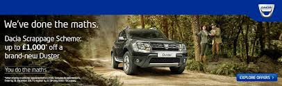 trading in a brand new car new dacia cars for sale at rawlinson dacia