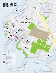 Brooklyn College Map 5 Years After Sandy Vulnerable Red Hook Is Booming Right At The