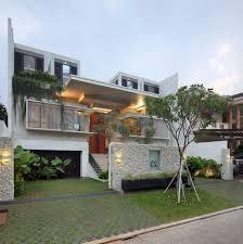 charming best modern home exterior garden design ideas with house