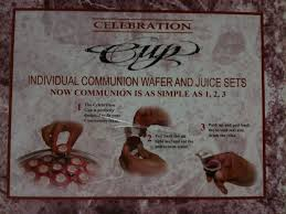 communion kits god in three easy steps susan freinkel