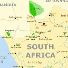 africa map kalahari tswalu map 467 jpg