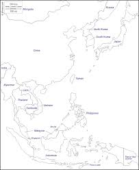 China Blank Map by Cheyenne Tech