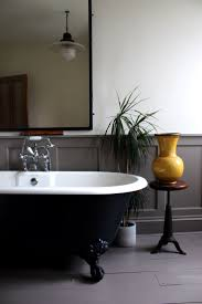 black and white victorian bathroom ideas