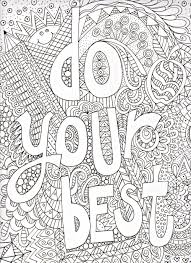 perfect inspirational coloring pages for adults 27 for your