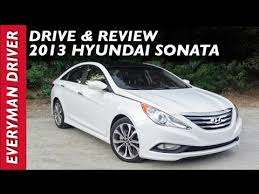 reviews for hyundai sonata detailed review 2013 hyundai sonata on everyman driver
