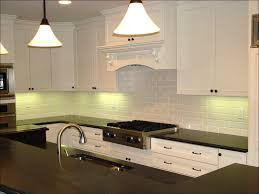 faux brick backsplash faux red brick backsplash kitchen design