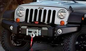 jeep wrangler road bumper jeep wrangler bumper front road premium part no 82212929