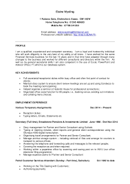 Resume Computer Science Examples by Exercise Science Resume Corpedo Com