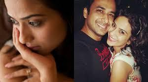 celebrity couples television tv actress aditi sharma husband