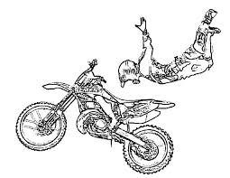 fox racing coloring pages dirt bike coloring pages transportation printable coloring pages