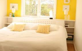 bedding set valuable yellow walls with black and white bedding