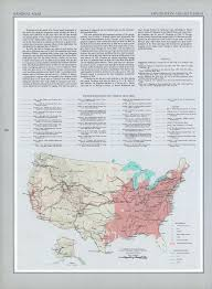South West America Map by Washington County Maps And Charts