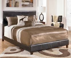 Ashley Furniture Upholstered Bed Satisfy Yourself With King Upholstered Bed Presence Bedroomi Net