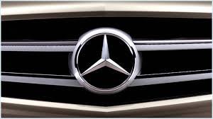 mercedes logos le logo mercedes benz les marques de voitures