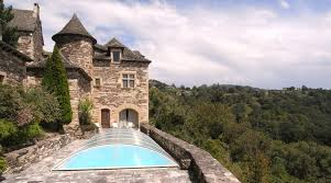 chambres d hotes aveyron aveyron hotel chambres chateau de mandailles charmant chateau