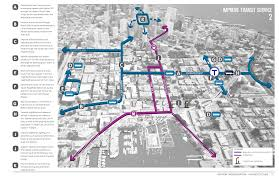 Seattle Monorail Map by Five Shorter Term Transit Fixes For South Lake Union