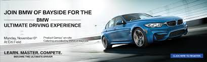 Used Car Bill Of Sale Ny by New And Pre Owned Bmw Dealer In Queens Ny Serving Flushing