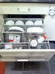 IKEA Kitchens  Storage Systems A Cultivated Nest - Ikea kitchen cabinet organizers