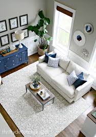 When Is The Best Time To Buy Living Room Furniture Our New Sofa In The Living Room From Thrifty Decor