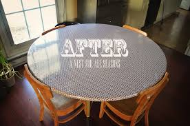 how to cover a table how to cover a table in oilcloth oilcloth furniture ideas and