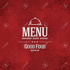 restaurant menu design royalty free cliparts vectors and stock