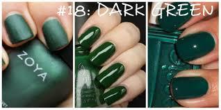 46 nail polish colors for spring summer nail polish colors and
