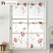 popular curtain tiers buy cheap curtain tiers lots from china