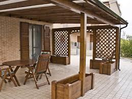 tettoie e pergolati in legno pergolati in legno a bologna porch bologna legno
