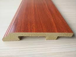 Laminate Flooring Skirting Board Trim by Best 25 Pvc Skirting Board Ideas On Pinterest Skirting For