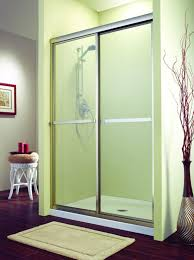 Fleurco Shower Door 60 Fleurco Signature 3 16 Glass Sliding Shower Door