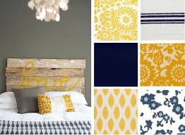 Yellow And Grey Room Best 25 Navy Yellow Bedrooms Ideas On Pinterest Blue Yellow