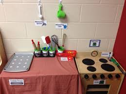 kinders cookie shop dramatic play in time for