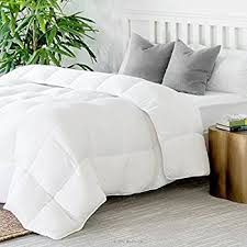 Duvet Inserts Twin Amazon Com Twin Comforter Duvet Insert With Corner Ties Quilted