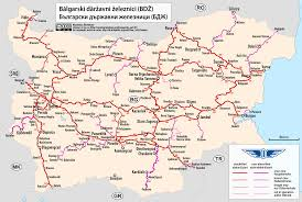 Train Map Of Italy by Bulgarian State Railways Wikipedia