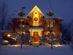 ideas on decorating house for christmas house interior