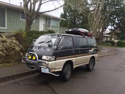 van mitsubishi delica cc outtake mitsubishi delica star wagon chamonix 4 wheel drive