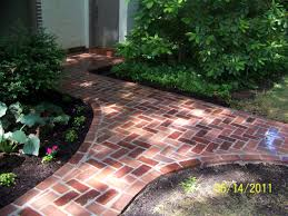 Brick Patio Pavers by Clark Kent Creations Swarthmore Pa Landscape Design And