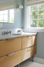 Ikea Bathroom Idea Colors Ikea Godmorgon Bathrrom Sink Cabinet Hack Hacked To Make Room For