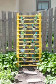 How To Build A Vertical Garden - how to diy a vertical herb garden for under 100