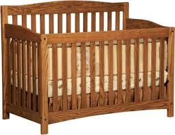 Oak Convertible Crib Monterey Convertible Crib Mackintosh Crib By Dryad Studios