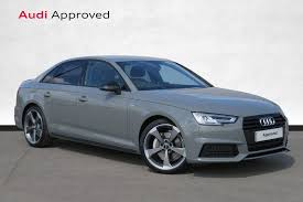 for audi a4 2 0 tdi used 2017 audi a4 2 0 tdi black edition 4dr s tronic for sale in