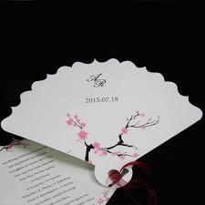 diy wedding fans templates 2015 diy laser cut fan wedding invitation cards with free