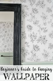 Hanging Pictures Beginner U0027s Guide To Hanging Wallpaper Bless U0027er House