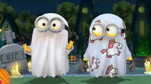 despicable me 2 minion rush ghost minion costume halloween