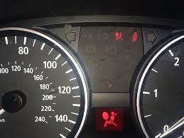 will airbag light fail inspection e87 2004 120d airbag light inspection light