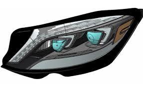 2010 mercedes s550 lights led zeppelin the 2014 mercedes s class s radical lighting